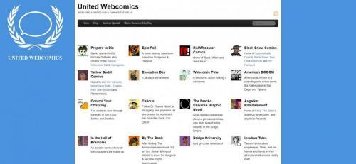 United Webcomics