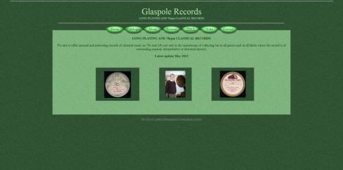 Glaspole Records