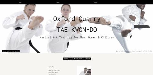 Quarry Tae Kwon Do