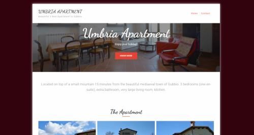 Umbria Appartment